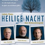 Flyer: Heilige Nacht